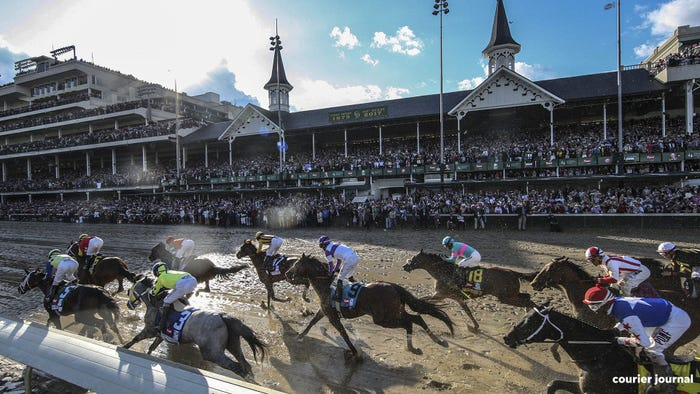 Opinion: It will take more than a pandemic to stop the running of the 2020 Kentucky Derby