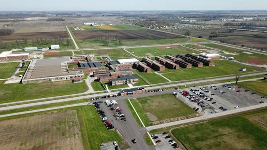 More than 80% of Marion Correctional Institution's inmates have tested positive for the coronavirus, as have more than 170 corrections officers and other employees, according to the Ohio Department of Rehabilitation and Correction. One guard, John Dawson, of Mansfield, has died, as have seven inmates. The Marion Correctional Institution is a minimum- and medium-security prison for men.