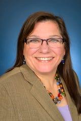 Carol Silkes, associate professor at the Kemmons Wilson School at the University of Memphis.