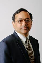 Radesh Palakurthi, dean of the Kemmons Wilson School of Hospitality & Resort Management.