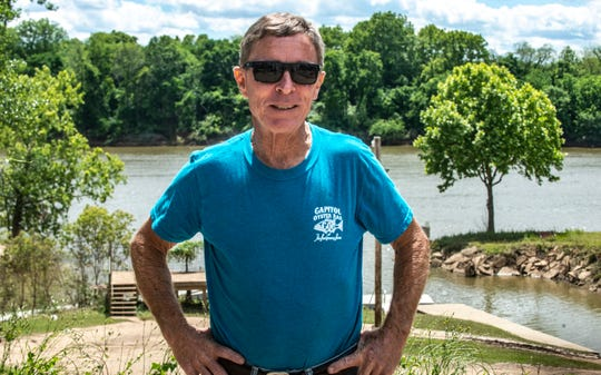 Lewis Mashburn's riverfront restaurant Capitol Oyster Bar in Montgomery remains closed during coronavirus restrictions in Alabama.