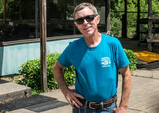 Lewis Mashburn is opening Capitol Oyster Bar for to-go orders this weekend in honor of Mother's Day.