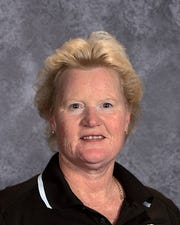 Brenda Morris served as the head softball coach at La Vergne hgi school for 27 years. She retired Friday, but will remain at the school as a teacher.