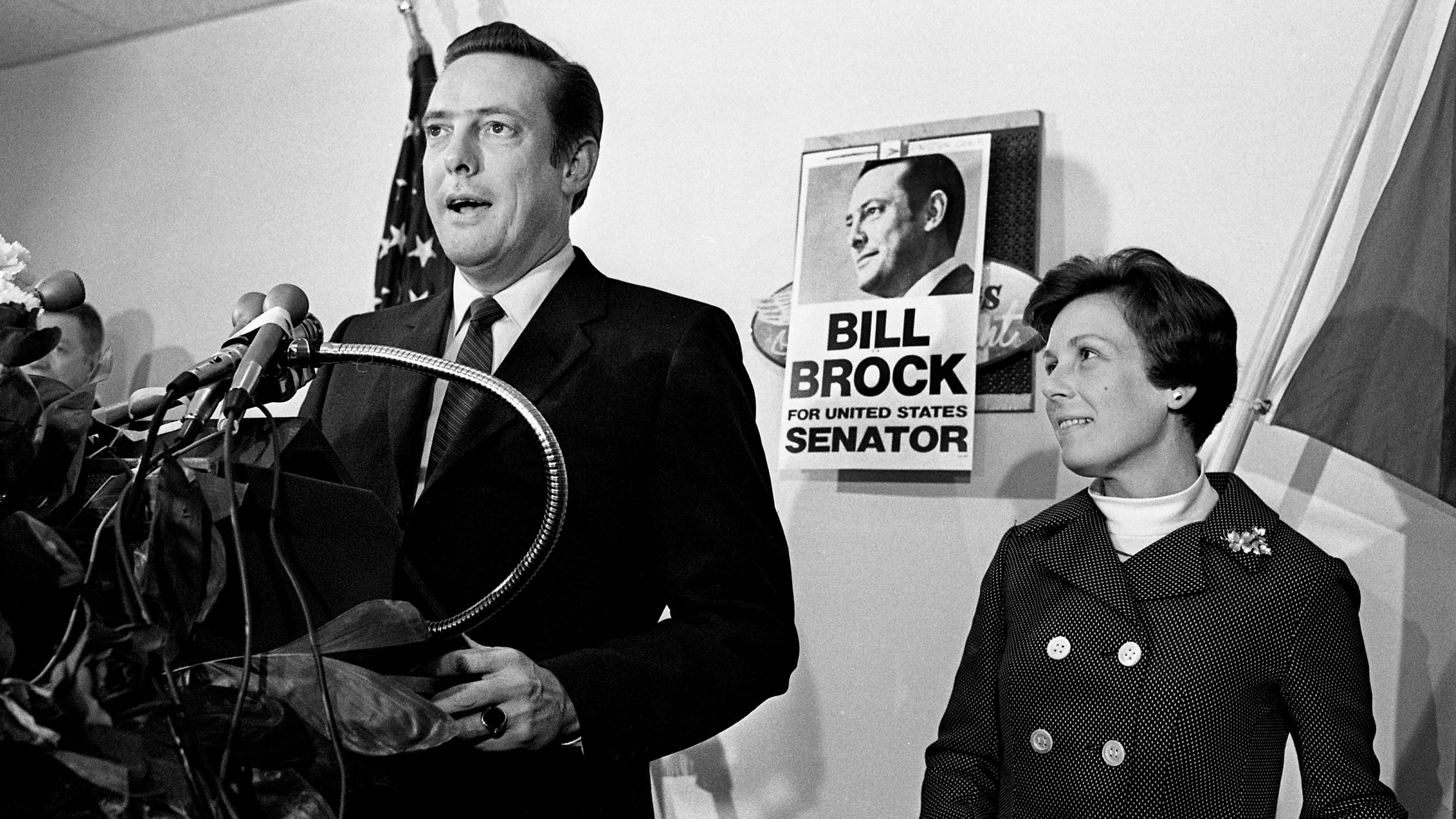Bill Brock, former Tennessee U.S. Senator, Secretary of Labor and RNC chair, dies at 90