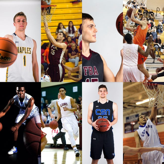 Naples Daily News Boys Basketball All-Decade Team