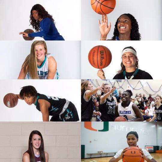 Naples Daily News All-Decade Girls Basketball Team