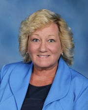 Everglades City School Principal Cherie Allison