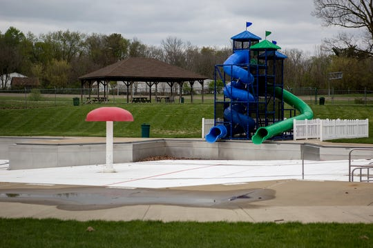 Local pools like the YMCA will most likely remain closed for the season due to the pandemic and social distancing.
