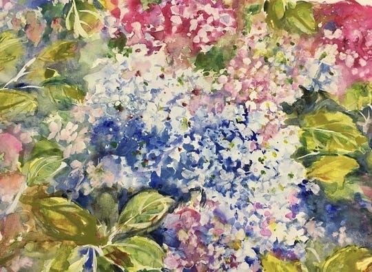 """""""Have Fun With Watercolor!"""" -- an online course offered by The Art School at Old Church"""