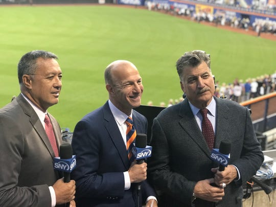To Gary Cohen, SNY's Mets play-by-play announcer, these unprecedented times feel like an extension of his offseason.