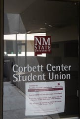 Due to COVID-19, most buildings on the New Mexico State University campus are closed or have been affected such as Corbett Center Student Union. The NMSU Library Archives and Special Collections are accepting submissions such as photos and journals for a COVID-19 archive that will illustrate life during the pandemic.