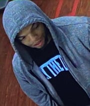 Westland police are trying to identify this larceny suspect