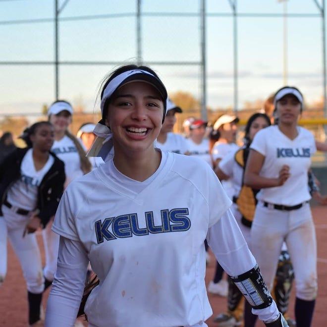 Raymond Kellis softball player Lexy Macias