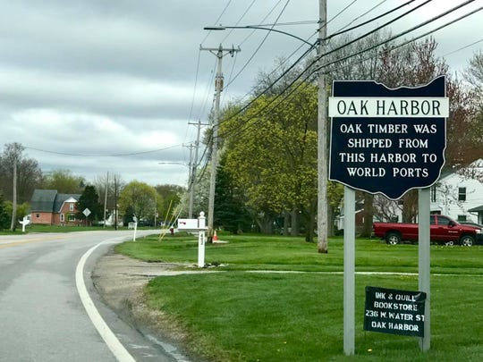 """The Village of Oak Harbor had earned a """"Certificate of Excellence in Reliability"""" for its community-owned electric utility."""
