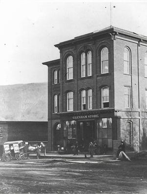 The Glenham Store was built in 1865 to cater to the shopping needs of workers at a woolen mill in operation on the site since 1823. The building also housed the company doctor and was used primarily as a storage facility after Texaco acquired the grounds in 1931.