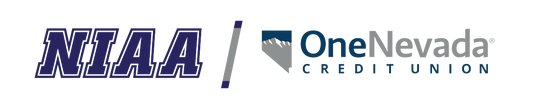 The NIAA/One Nevada logo