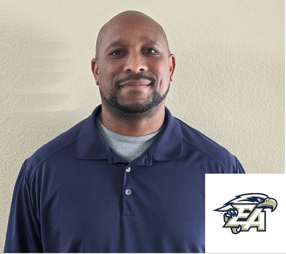 Everett Alvarez alum Andre Bailey will be returning to his alma mater starting next winter as the boys' varsity basketball coach. May 1, 2020.