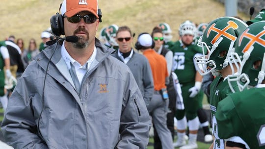 Chuck Morrell was Montana Tech's head coach for nine years after serving as defensive coordinator at USF and, for one year, USD.