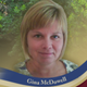 Gina McDowell's portrait on the Liberty County Supervisor of Elections website.