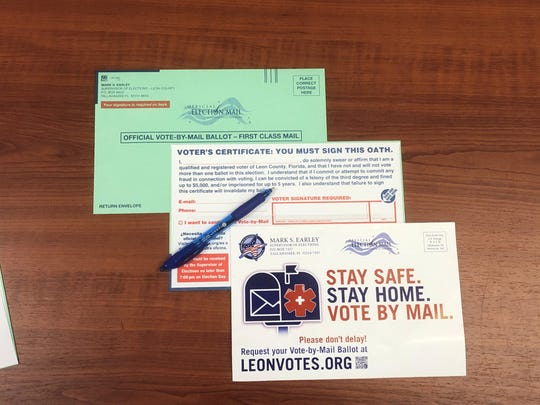 Vote-By-Mail is a safe, convenient option for every Florida voter.