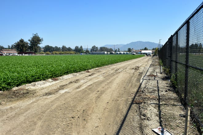 Agricultural land in Somis will be the site of a farmworker housing project approved by the Ventura County Board of Supervisors earlier this month. The land is in an unincorporated area near Rancho Campana High School in Camarillo.