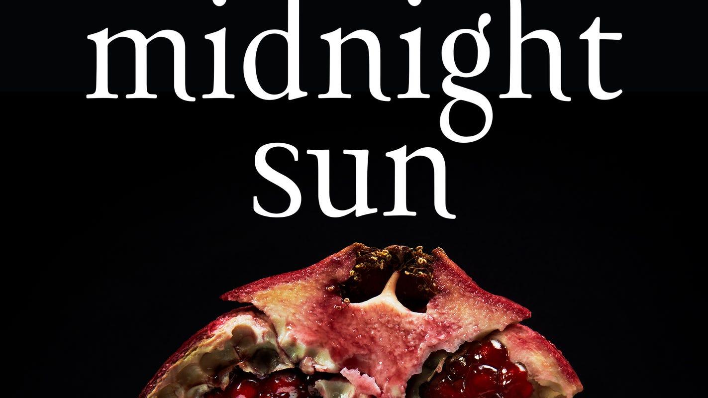 Twilight' book 'Midnight Sun' coming Aug. 4 from Stephenie Meyer