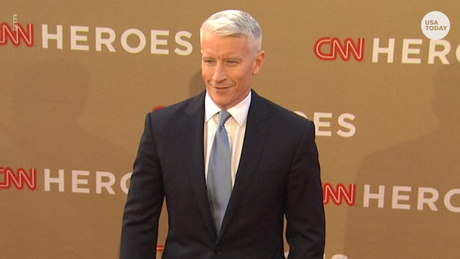"""I think being gay is one of the blessings of my life,"" Anderson Cooper said."