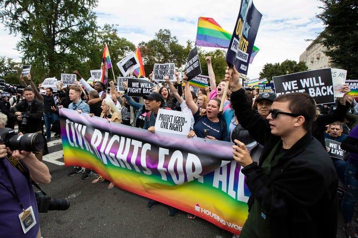 LGBTQ Americans are getting coronavirus, losing jobs. Anti-gay bias is making it worse for them.
