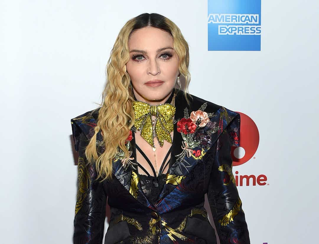 Madonna plans to 'breathe in the COVID-19 air' after testing positive for antibodies 1