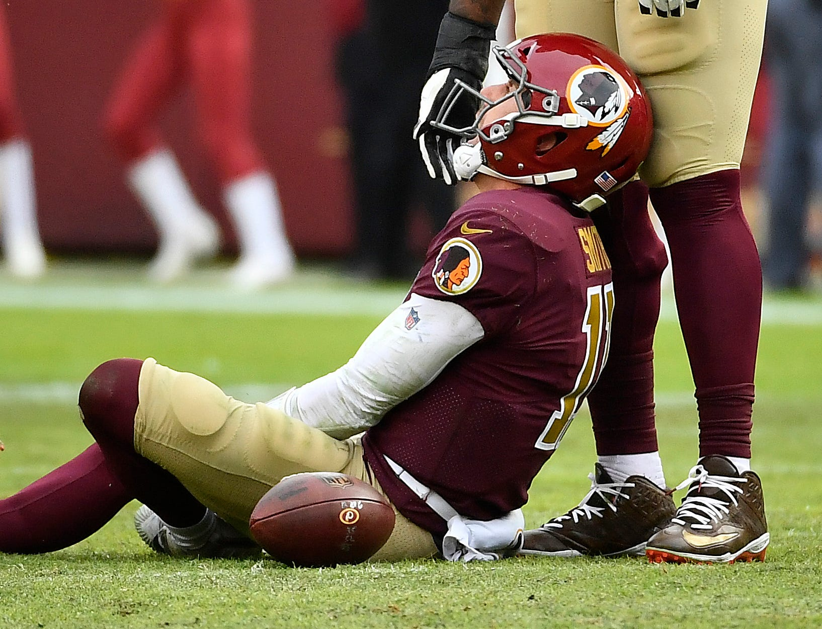 Alex Smith On Recovery 17 Surgeries Talk Of Possible Amputation