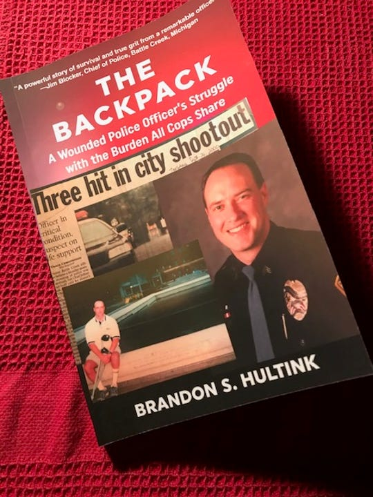 The Backpack by Brandon Hultink  Trace Christenson/The Enquirer