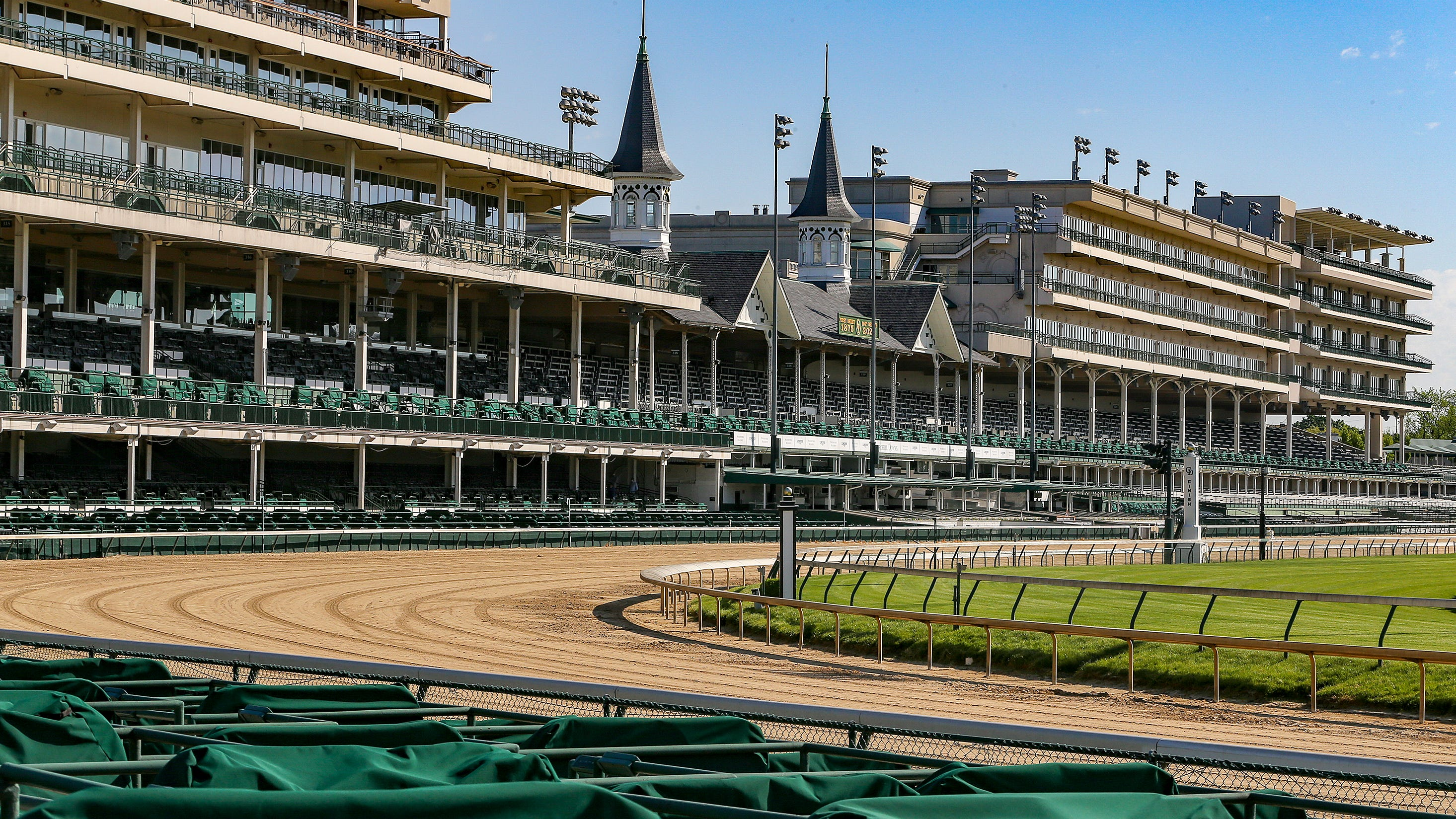 Kentucky Derby 2020: Limited fans at Churchill Downs for historic race
