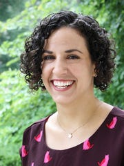 Katherine Massoth is an assistant professor of history at the University of Louisville who helped create the History of Women digital exhibit project.