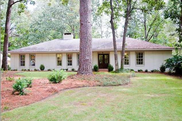 One Hillwood home is for sale on Croom Drive for $299,900 and includes four bedrooms and two bathrooms within 3,553 square feet of living space. The home was built in 1963 but was remodeled in 2012. (Contributed)