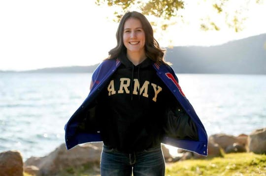 Reno High senior pole vaulter will go to the U.S. Military Academy in West Point, N.Y. to pole vault.