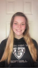 Bishop Kearney softball senior pitcher Emily Phelan