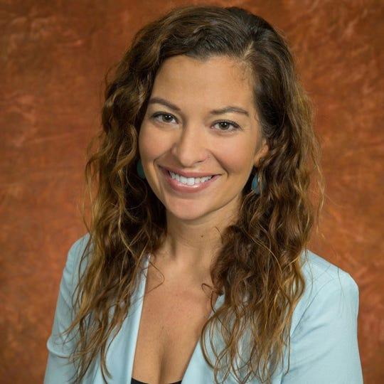 Geneva Scott, senior assistant director for experiential learning at The Career Center, FSU