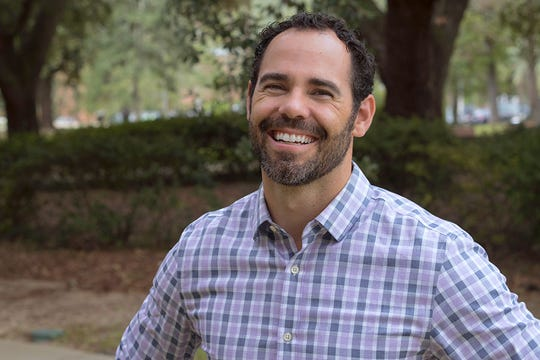 FSU professor Michael Ormsbee earns 2020 Distinguished Teacher Award