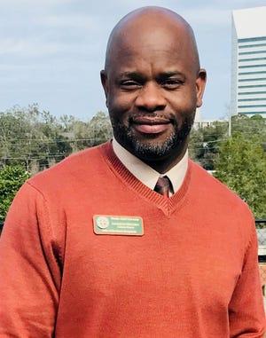 Augustus Mitchell, assistant director for enrollment management, Florida A&M University