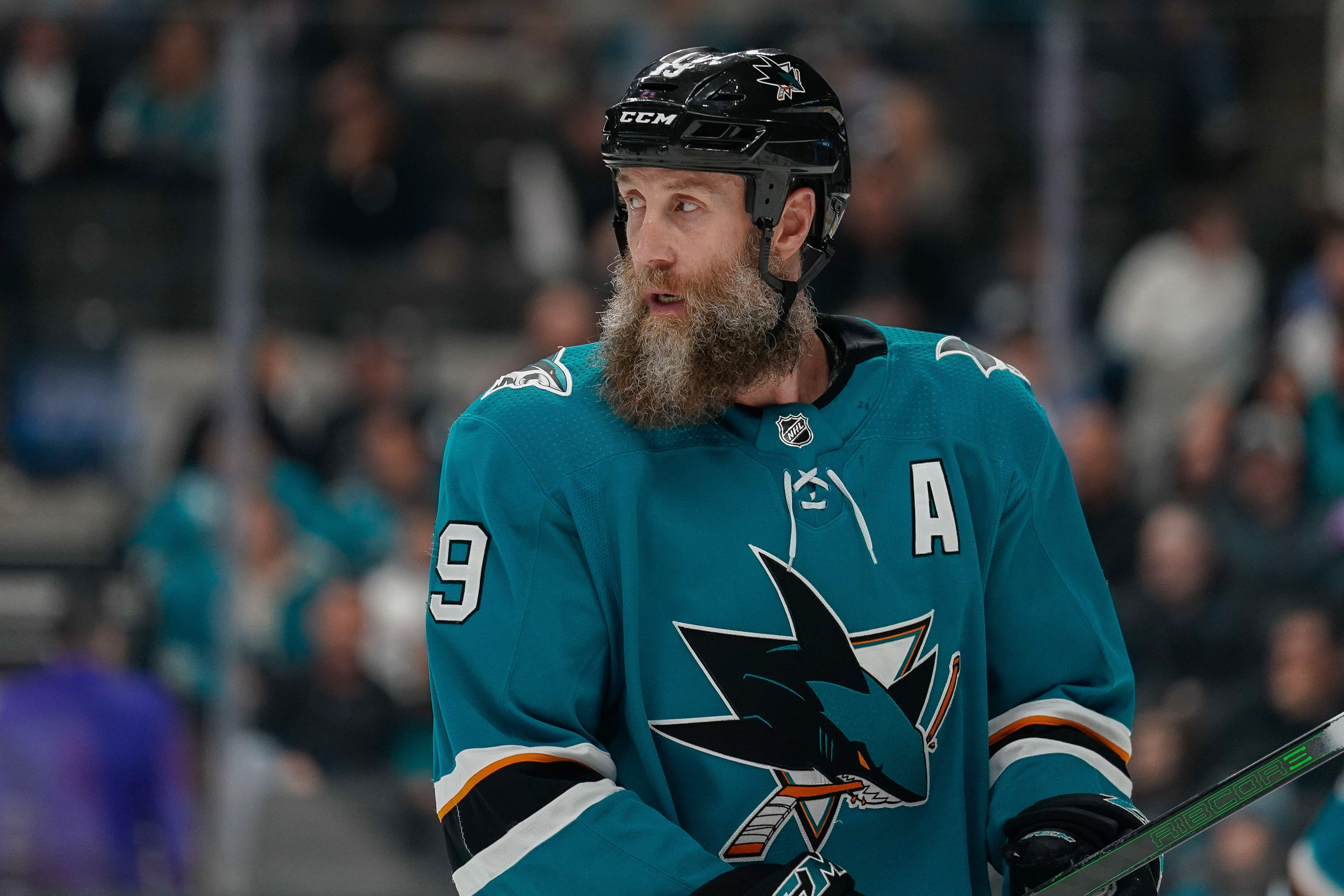 Joe Thornton joins Toronto Maple Leafs in bid to win first Stanley Cup