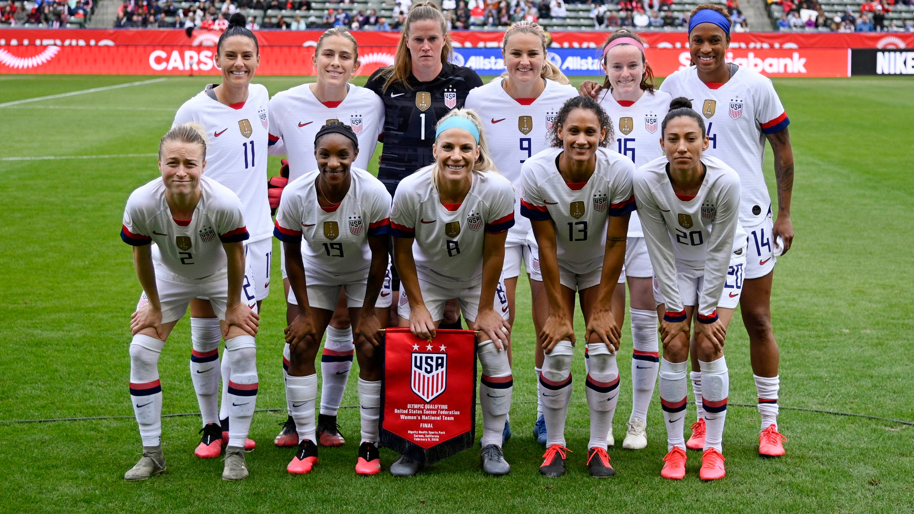 Federal judge rejects U.S. women's national team's claim for equal pay, sides with U.S. Soccer