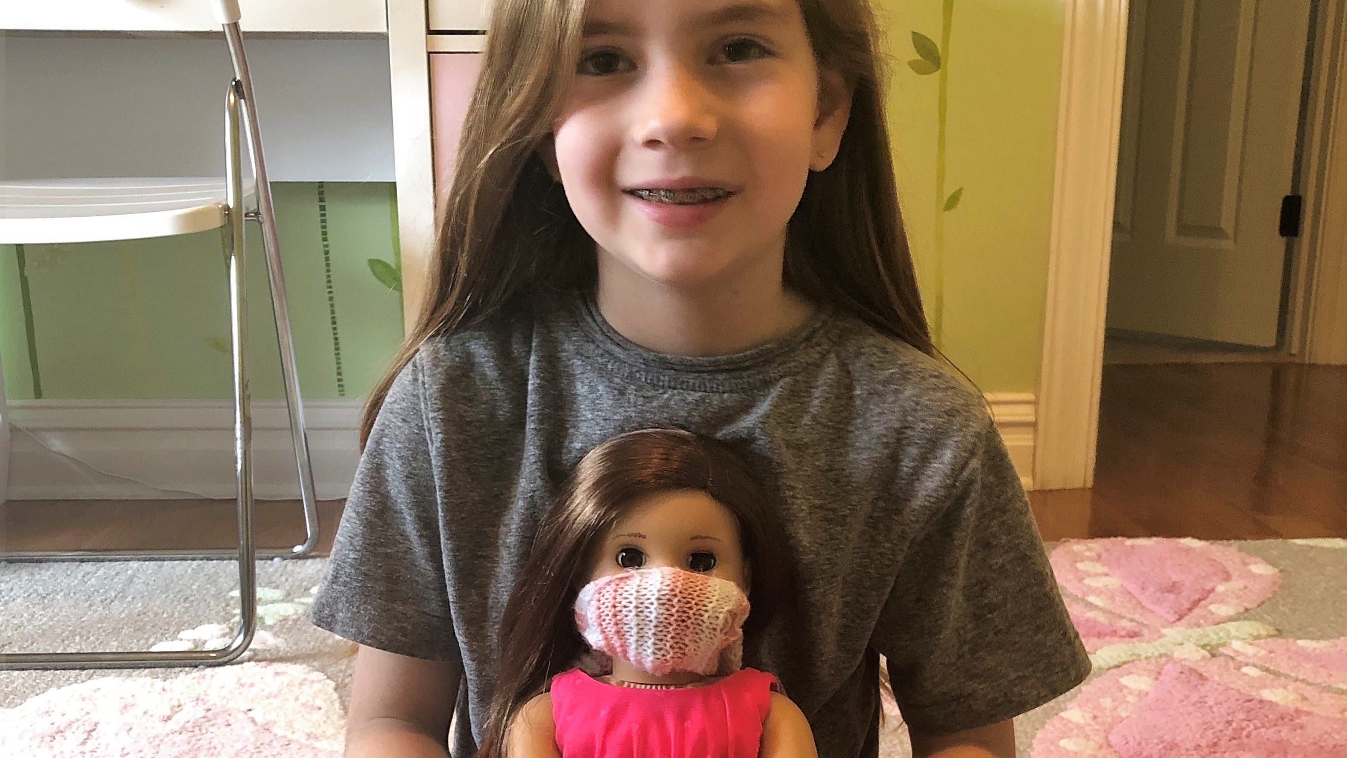 Westfield Nj Student Sends Pandemic Proposal To American Girl Doll
