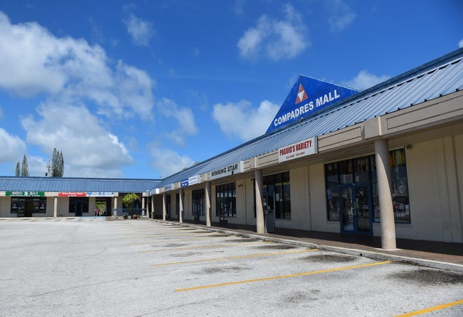 Due to the COVID-19 pandemic, only a few stores at the Compadres Mall in Dededo remain operational May 3. More than 1,000 Guam businesses have been approved for Paycheck Protection Program loans since the federal initiative got a second round of funding.