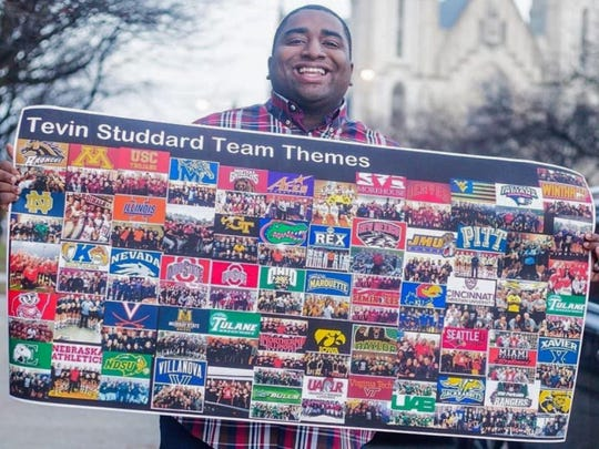 Tevin Studdard branched out from recording theme songs for collegiate sports teams to write a tribute to Long's Bakery.