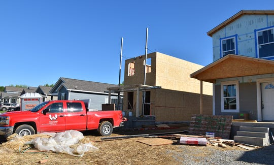 Whittenberg Construction Company has been building Habitat for Humanity houses during the pandemic.