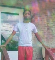 Gregory James Jr., 18, was killed in a shooting in Louisville on May 2, 2020.