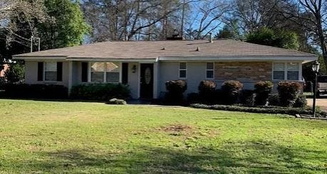 One Dalraida home on High Pointe Road is for sale for $174,900 and provides three bedrooms and three bathrooms within about 2,100 square feet of living space.