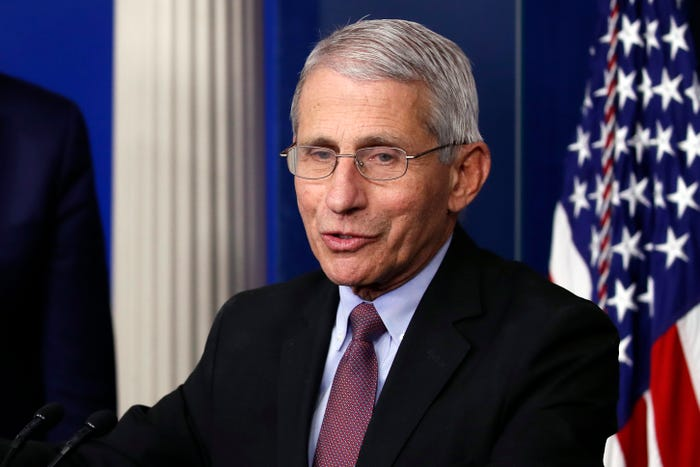 Straight-talking Dr. Anthony Fauci is the voice Americans want to hear right now. So, who is he?