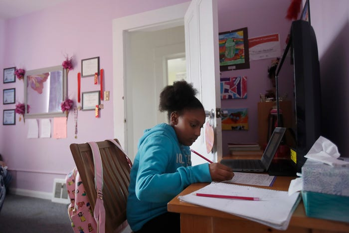 Tips for home-schooling parents during a pandemic: First, trust yourself and teachers.