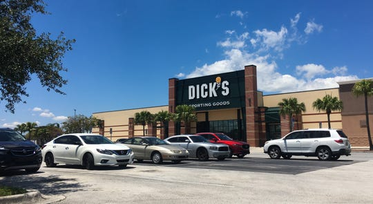 Dick's Sporting Goods in Melbourne reopened Monday May 5 as coronavirus restrictions eased in Brevard County.